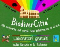 BiodiverCittà – Alla scoperta del verde nelle Biblioteche di Roma