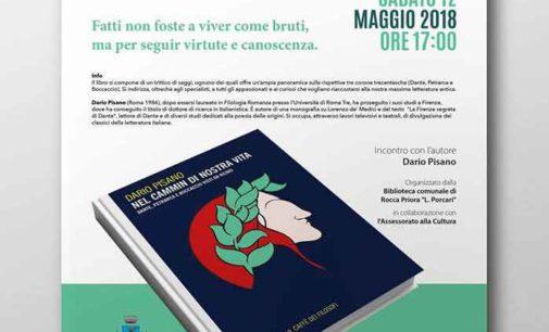 Rocca Priora – #Divenerdì presentazione del libro: