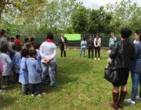 Riapertura giardino plesso scolastico  Colle dei Frati – ICZ Zagarolo
