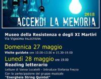 """Palestrina – """"Accendi la memoria"""""""