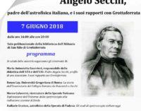 Bicentenario della nascita di Padre Angelo Secchi