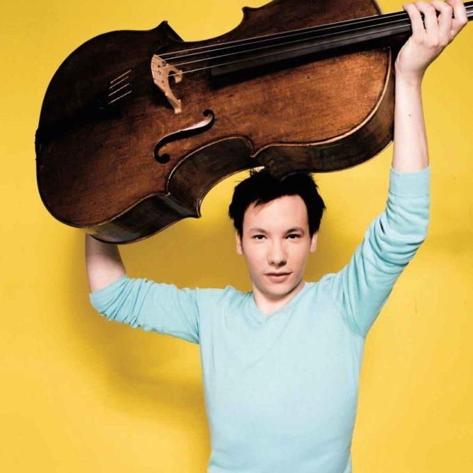 Debutto a Santa Cecilia di Edgar Moreau, la nuova star del violoncello