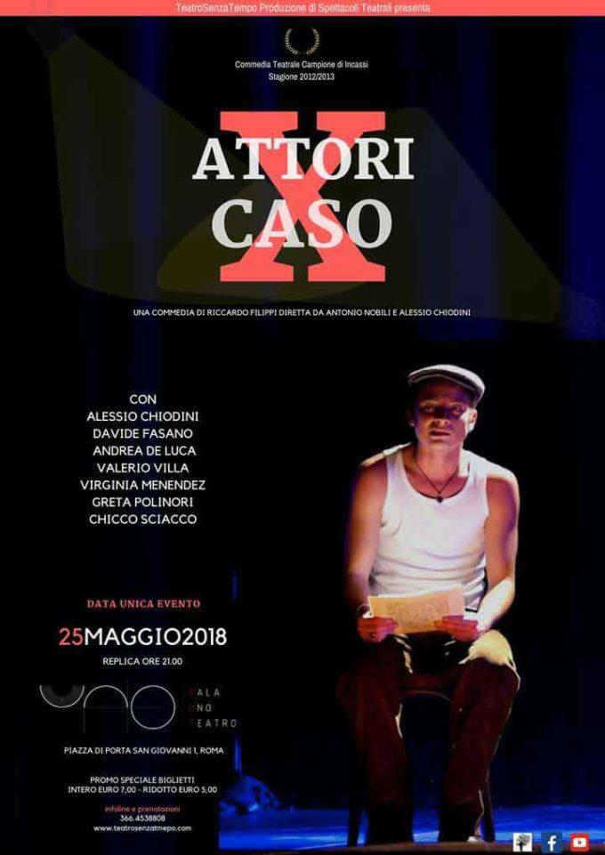Tre spettacoli firmati TeatroSenzaTempo per un weekend ricco di emozioni