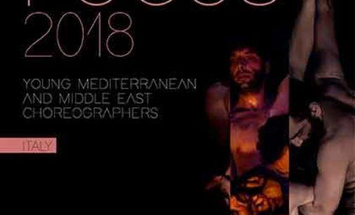 Conferenza di presentazione di  Focus young mediterranean and middle east choreographers 2018