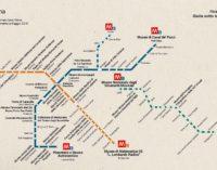 Notte dei Musei: per orientarsi ecco la Mappa della Metro dei Musei