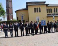 Lariano, ha celebrato con una solenne cerimonia il 73°anniversario della Liberazione