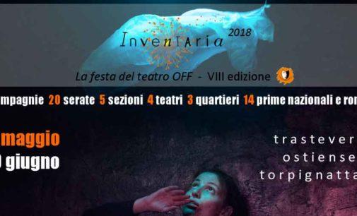 Teatro Trastevere  – INVENTARIA  VIII edizione