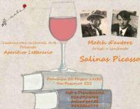 """Picasso e Salinas nel prossimo """"Match d'autore"""" dell'Associazione Culturale Artè"""