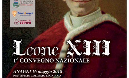 1° Convegno Nazionale dedicato alla figura di Papa Leone XIII