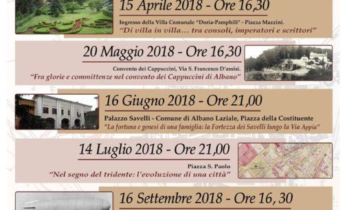 """""""Storie e voci di Albano"""" al convento dei Cappuccini"""