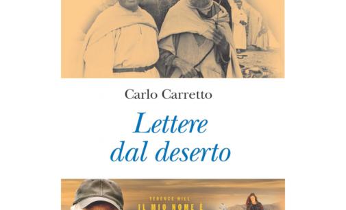 """""""Lettere dal deserto"""" ispira l'ultimo film di Terence Hill"""