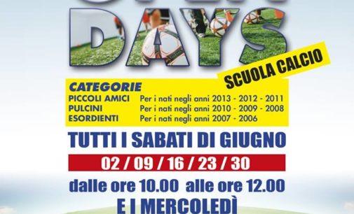 """Sporting San Cesareo, primo evento dedicato alla Scuola calcio: domani l'Open day al """"Pera"""""""