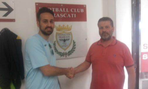 Football Club Frascati (Scuola calcio), ecco Rumbo per i nuovi Allievi B: «Felice di essere qui»