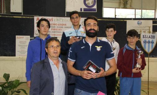Lazio Scherma pigliatutto al campionato Regionale Under 14.