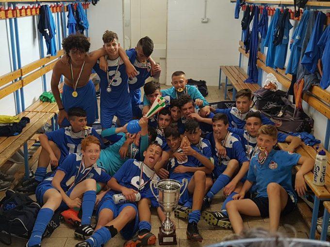 Albalonga calcio, Giovanissimi regionali B in trionfo. Armeni: «Dedicata a Samuele De Petrillo»