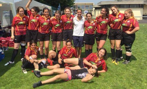 Rugby Frascati Union 1949, Under 16 femminile a testa altissima alle finali nazionali di Calvisano
