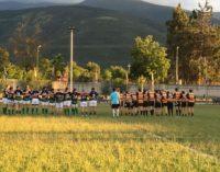 Lirfl (rugby a 13), L'Aquila parte col botto. Peretti: «Vogliamo arrivare fino in fondo»