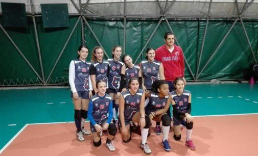 Volley Club Frascati, un'altra finale: domenica l'Under 12 si gioca il titolo di categoria