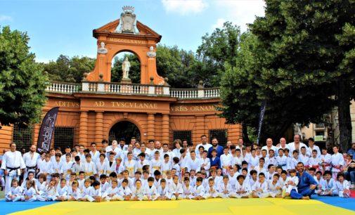Asd Judo Frascati, solita grandissima festa per la 42esima edizione del saggio di fine anno