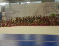Asd Judo Frascati, festa per i saggi di ginnastica ritmica e artistica. E Lauretti applaude la stagione
