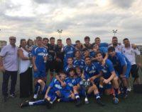 """Albalonga (calcio), la Juniores trionfa al """"Vittiglio"""". Coscia: «Una bella soddisfazione»"""