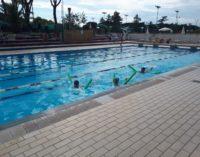 Tc New Country Club Frascati, Laurenti: «Ottime risposte per i corsi estivi di baby e scuola nuoto»