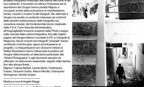 """""""LA FOTOGRAFIA DI STRADA COME PAESAGGIO UMANO"""""""