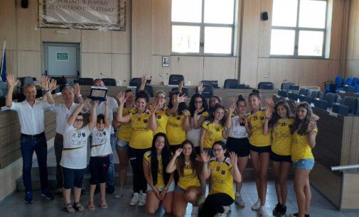 Ardea, Comune premia Free Club per promozione in seconda divisione