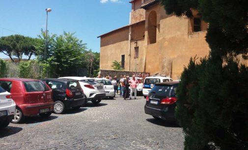 Frascati, a breve partiranno i lavori di bonifica dell'area parcheggio del Convento di San Francesco