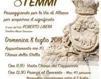 Segni e Stemmi, passeggiando per le vie di Albano