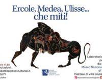 Ercole, Medea, Ulisse…che miti!