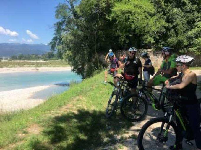 Ciclabile del Piave: ecco come Belluno, Treviso e Venezia si dividono i 220 km di percorso dalle Dolomiti alla Laguna