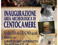 Grotte di Castro – Area Archeologica di Centocamere