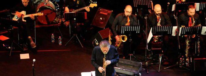 Jazz Factory con la partecipazione di Javier Girotto al sax e la Saint Louis Big Band