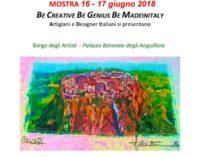 Made in Italy a Calcata: artigianato, design e moda
