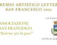 Albano Laziale, i vincitori del XVII Premio Artistico Letterario San Francesco