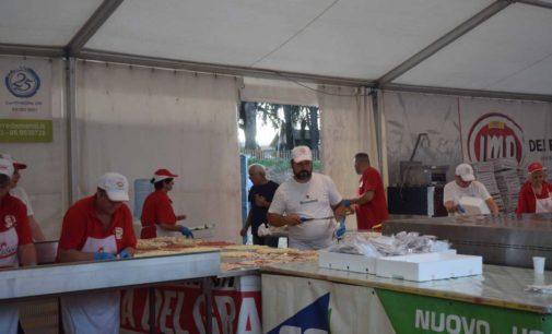 Lariano – migliaia di visitatori alla Sagra della pizza e birra
