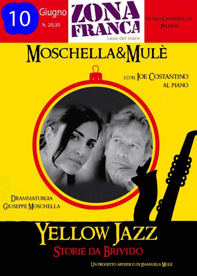Yellow Jazz – storie da Brividi