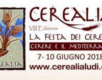 """Cerealia – """"L'acqua e la terra. Sostenibilità ambientale e sicurezza sociale"""""""