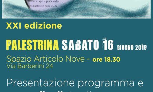 Premio e Festival per la letteratura di viaggio l'albatros città di Palestrina