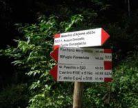 I Sentieri nel Parco regionale dei Castelli Romani