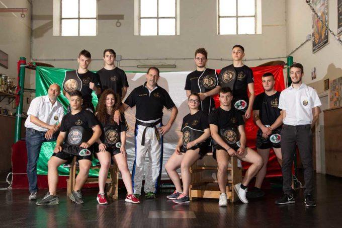 Sport- Kick Boxing- Finali campionati Italiani Wtka Massa Carrara