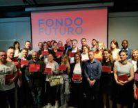 Zingaretti e Smeriglio Premiano Vincitori 2^ Edizione Bando Fondo Futuro