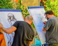 Civita di Bagnoregio – La città incantata 2018 IV Meeting internazionale dei disegnatori