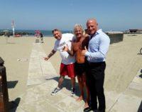"""""""Arriva la prima spiaggia per disabili a Fiumicino"""""""