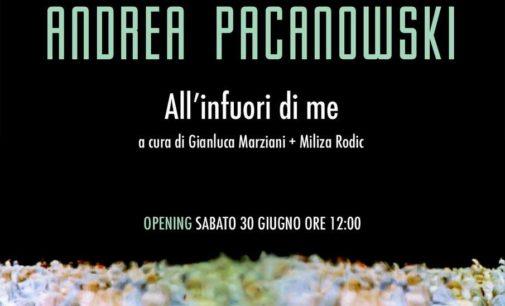 Festival di Spoleto -ANDREA PACANOWSKI All'infuori di me