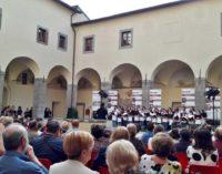 Velletri Libris ha preso il via con il concerto di benvenuto e Giampiero Mughini