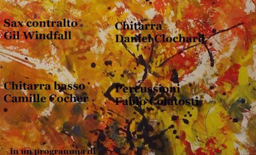 La Musica contagiosa Jazz Band