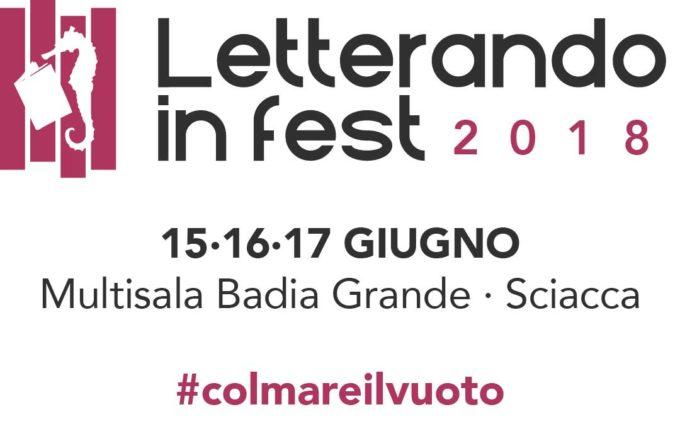 L'amore malato raccontato a Sciacca, al Letterando in Fest