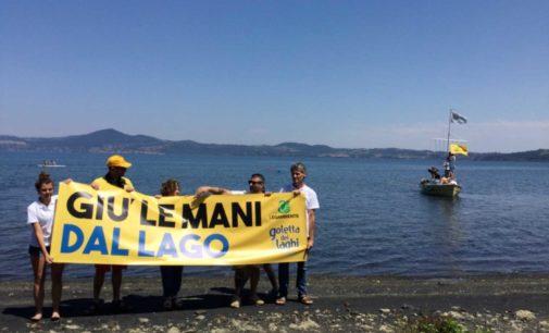 Lago di Bracciano, Goletta dei Laghi continua  i campionamenti alla ricerca di microplastiche